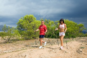 Activities Alcudia - Have you been to our new Nordic Walking park yet?
